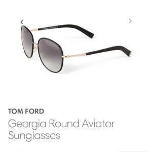 Georgia Tom Ford aviators